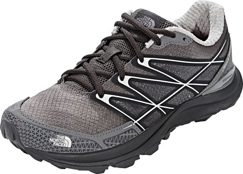 Chaussures The North Face grises femme Vwavq